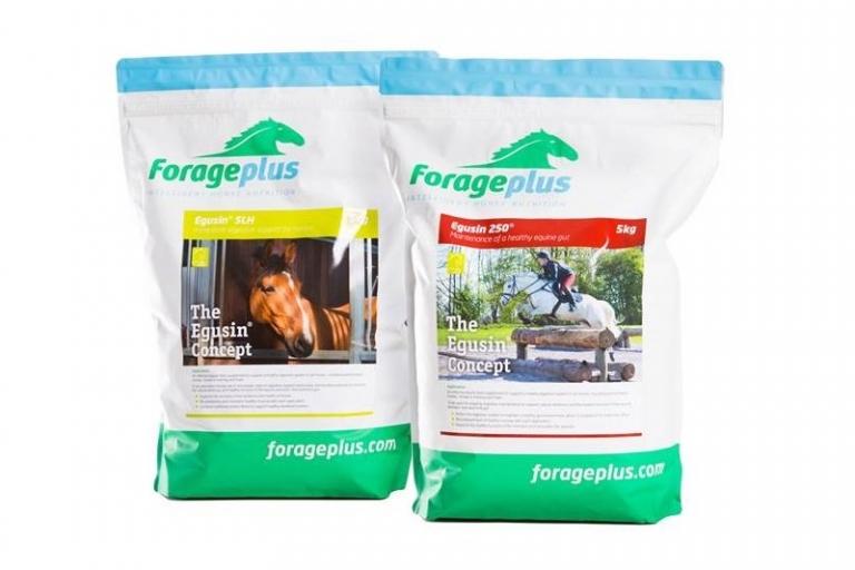 Egusin SLH for ulcer prone horses