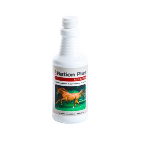 Ration Plus Prebiotic Probiotic for Horses