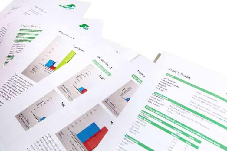 Analysis testing horse grass hay | Forageplus